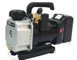 Có tích hợp van điện từ tự ngắt khi dừng bơm hoặc hết pin: